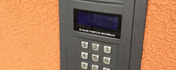 Chigwell access control service