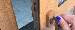 Chigwell locks change