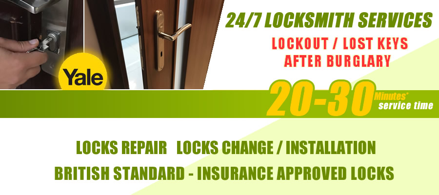 Chigwell locksmith services